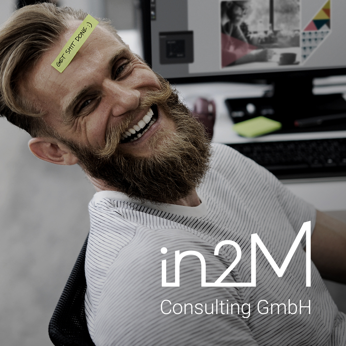 in2M Consulting Logo